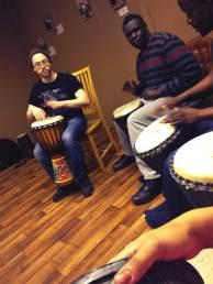 Shimmython Drummers