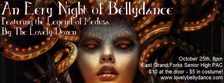 Eery Night of Bellydance